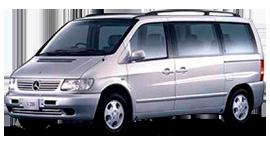 V-Class Vito (638, 628/2) 1996-2003