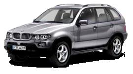 BMW X5 (E53) 1999-2007