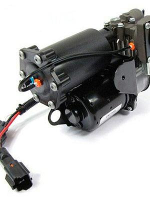Восстановленный пневмокомпрессор на Land-Rover