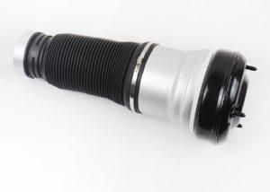 Пневмобаллон на Мерседес W220, передний