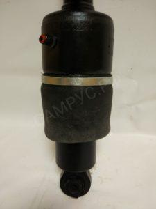 Восстановленная пневмостойка на Infinity QX56